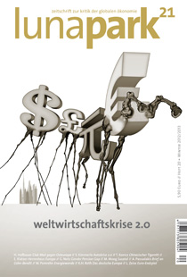 lunapark 21 - heft 20: weltwirtschaftskrise 2.0