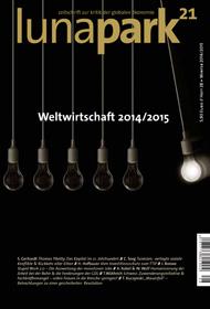 lunapark 21 - heft 28 - weltwirtschaft 2014/2015