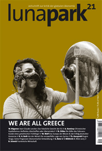 lunapark 21 - heft 29 - we are all greece