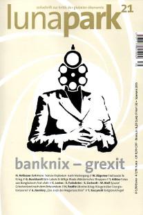 lunapark 21 - heft 30 - banknix - grexit