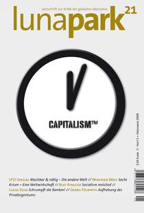 lunapark 21 - heft 5 - Trade mark Capitalism