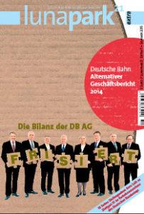 lp21_extra 11: Alternativer Geschäftsbericht der Deutschen Bahn AG 2014