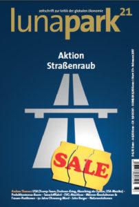 LP21_Heft37: Aktion Straßenraub (Frühjahr 2017)