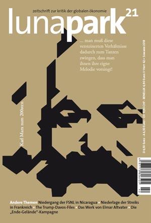 Cover Lunapark21 Heft 42