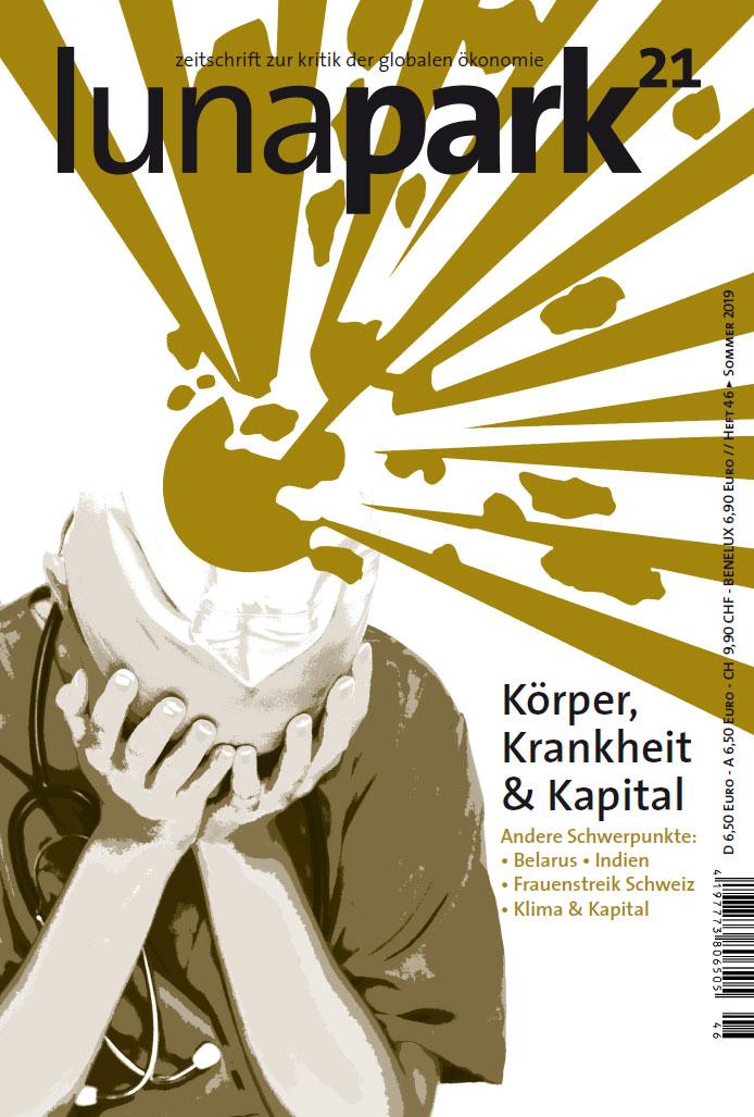 Cover Lunapark21 Heft 46
