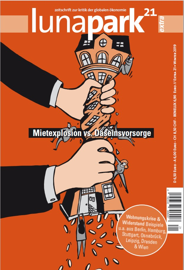 Cover Lunapark21 Heft 45